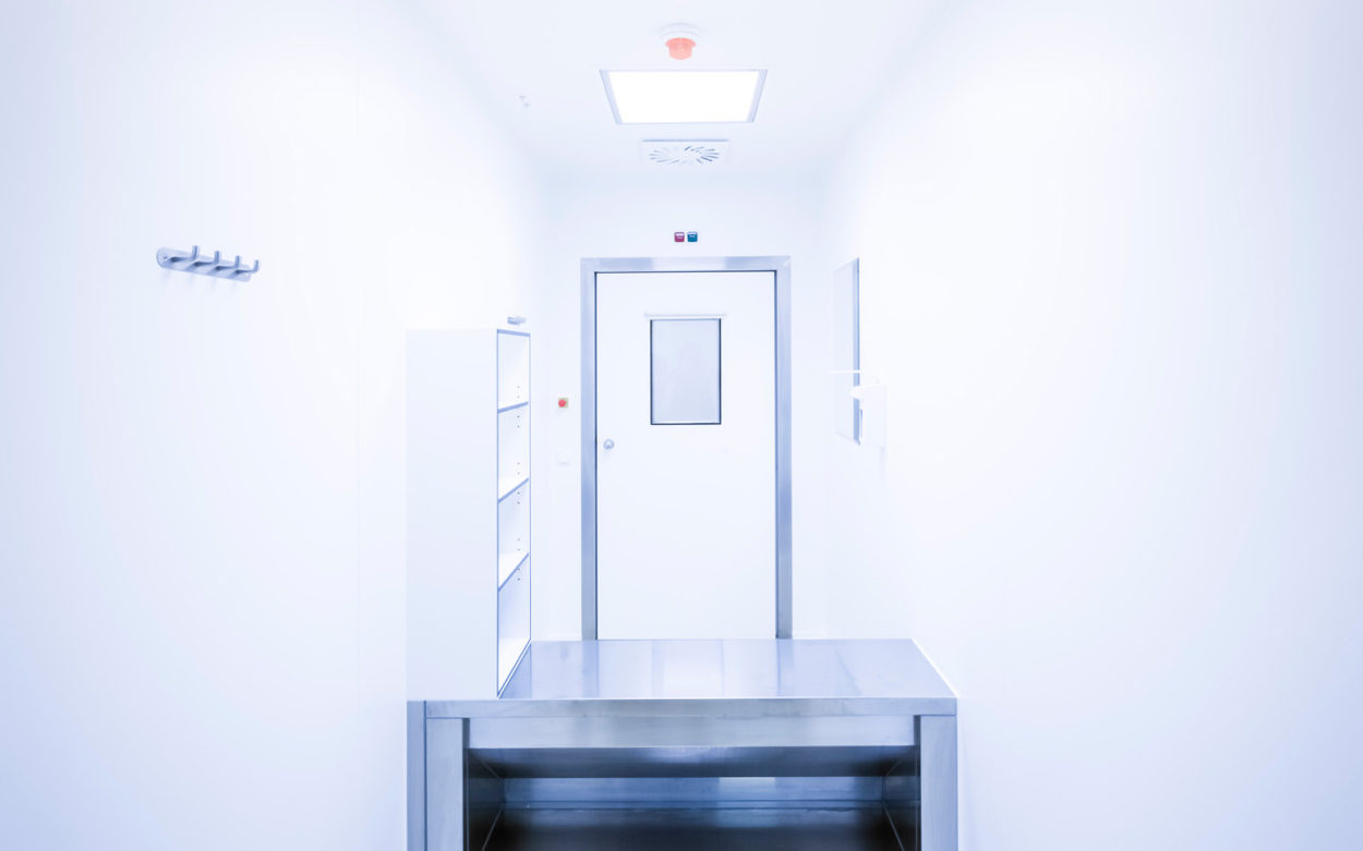 Cleanroom Technology Austria | Schleuse