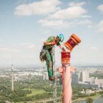 Thorsten Rieder | Industriekletterer | Millenium Tower