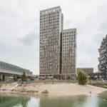 HoHo Wien | Holzhochhaus | dpa