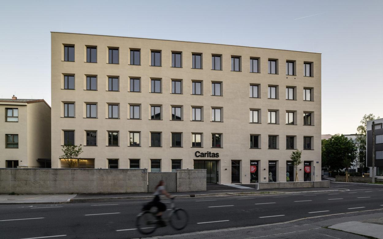Caritas Salzburg / neudoerfler
